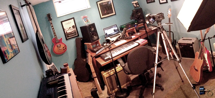 basement studio